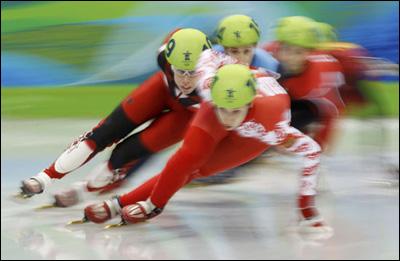 Zimske olimpijske igre brzo klizanje na kratkim stazama umjetničko